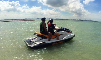 Rent a Jet Ski in Gelang Patah, Malaysia