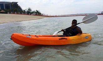 Enjoy Kayak Rentals in Gelang Patah, Malaysia