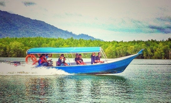 Amazing 8 Person Charter On A Center Console In Langkawi, Malaysia