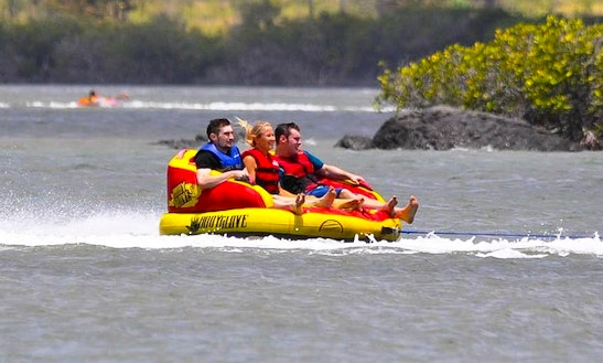 Enjoy Tubing In Yeppoon, Australia