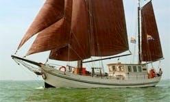 """Charter 72ft """"Mother Goose"""" Schooner In Zwolle, Netherlands"""