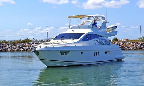 Azimut 55' La Paz Mexico - Luxury Yacht For Cruising The Sea Of Cortez