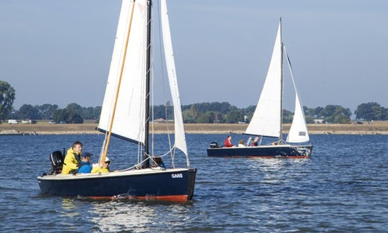 Rent A Falcon Poly Val Open Sailboat In Kinrooi, Belgium