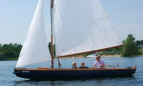Rent The 22' Bn Open Sailboat In Kinrooi, Belgium