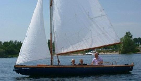Rent The 22' Bn Open Sailboat In Kinrooi, Belgium