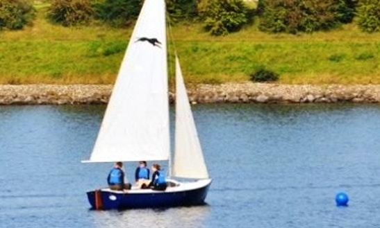 Rent The 2 Berths Stokpaard Open Sailboat In Kinrooi, Belgium