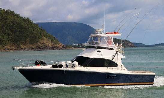 Sport Fisherman And Snorkel Rental In Cairns City
