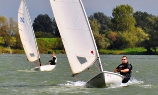 Rent The 1 Person Laser Daysailer In Kinrooi, Belgium