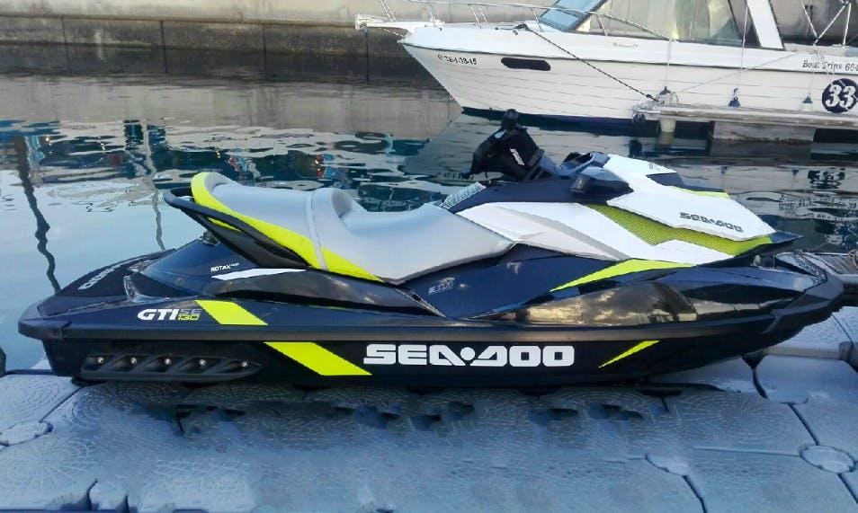 Rent a Jet Ski in Costa Adeje, Spain