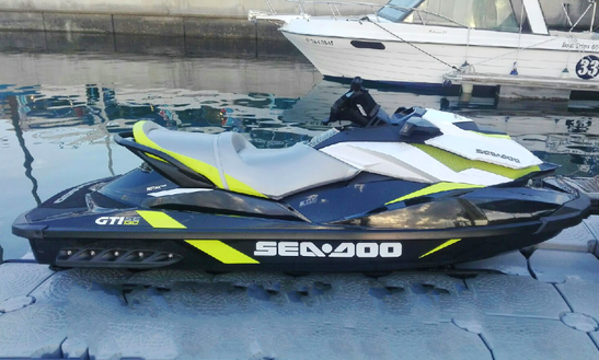 Rent A Jet Ski In Costa Adeje, Spain