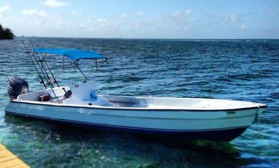 Personal Watercraft Rental In Playa Asuncion, Belize