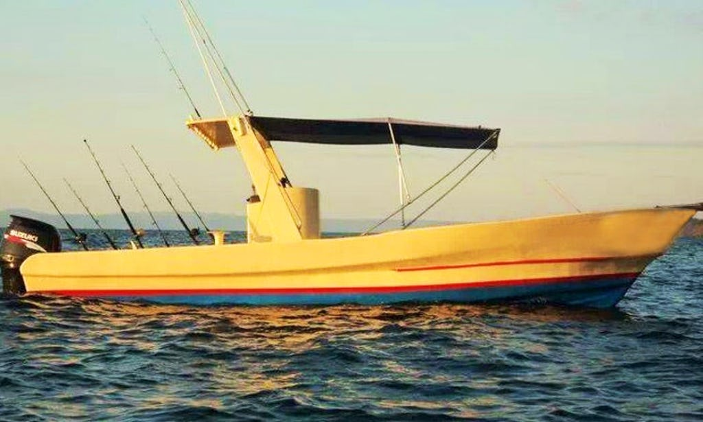 2abdeb594a Fishing Charter and Snorkeling Tour for 5 People in Liberia
