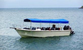 Island Boat Tour In Potosí