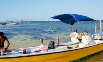 Snorkeling and Fishing Trip In San Pedro