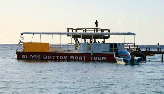 Glass Bottom Boat Excursions In Half Moon Bay