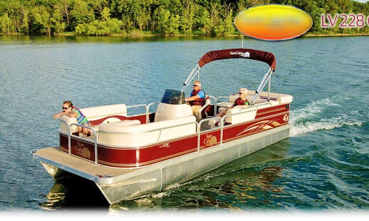 Pontoon rental in North Miami