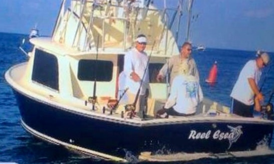 Try A Fishing Charter In West Bay, Cayman Islands