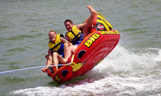 Enjoy Tubing In Cairns City, Australia