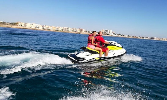 Rent A Jet Ski In Torrevieja, Spain