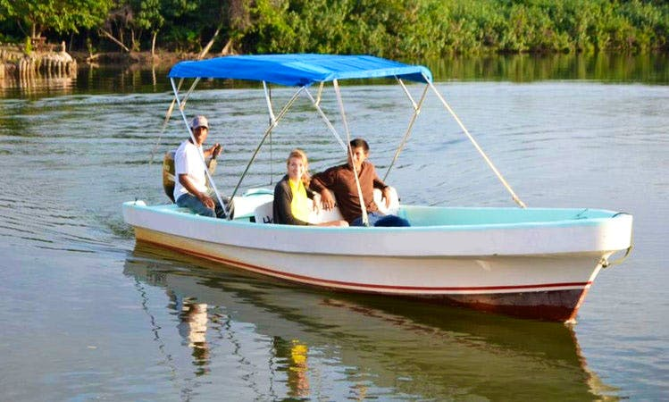 Enjoy Fishing in Hopkins, Stann Creek with Captain Luckie