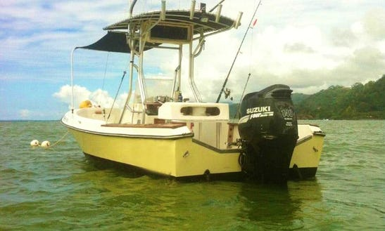 Diablo Sport Fishing Charter In Costa Rica
