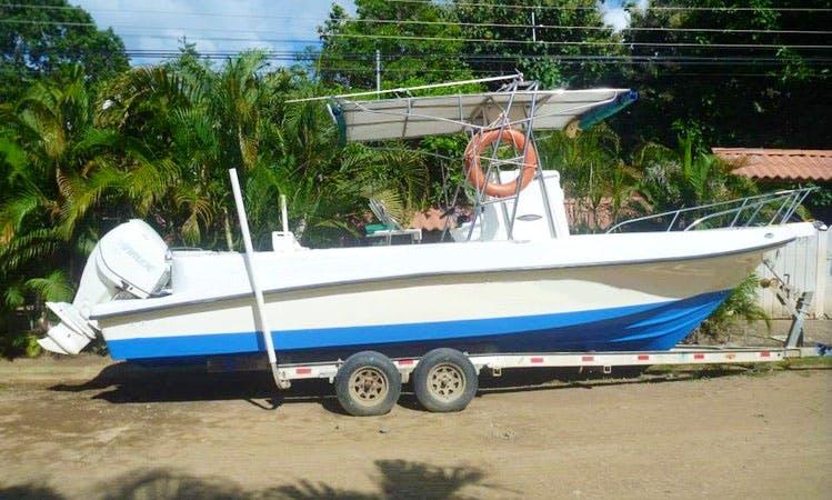 Sportfishing Boat Tour In Costa Rica