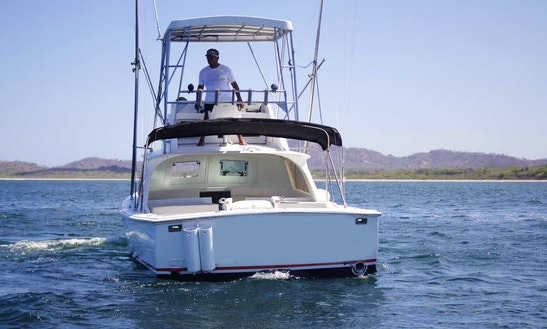 Bertram Fishing Charter In Tamarindo, Costa Rica