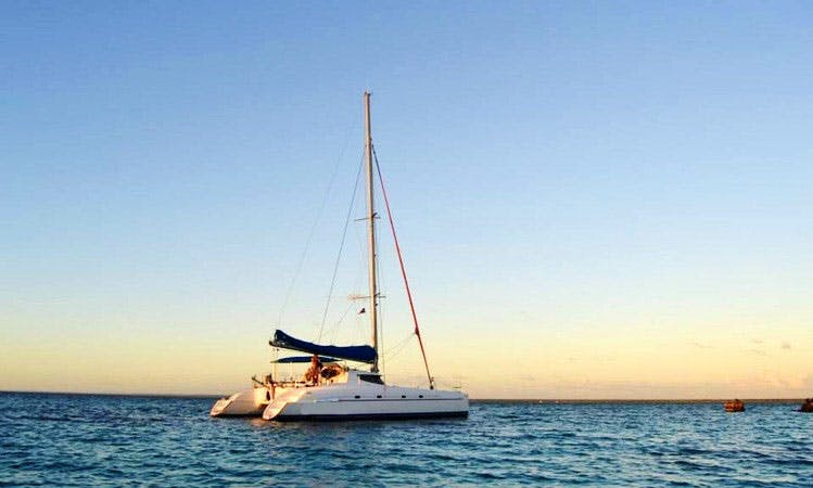 Enjoy La Romana, Dominican Republic On 47' Cruising Catamaran