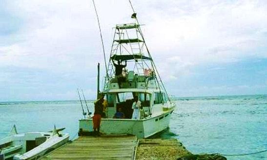 41' Fishing Charter In Jamaica