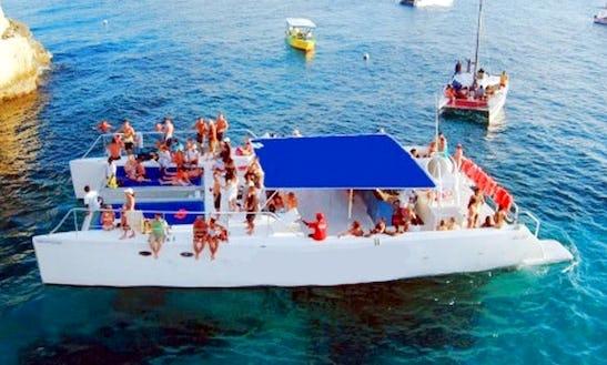 Wild-thing Catamaran Booze Cruise In Negril, Jamaica