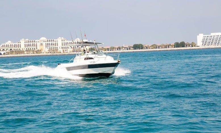 Family Cruising Boat