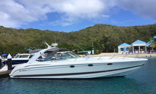 Charter A Motor Yacht In Tortola, British Virgin Islands