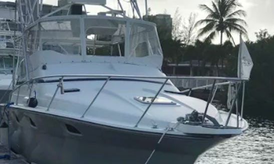 Enjoy Fishing In West Bay, Cayman Islands On Sport Fisherman