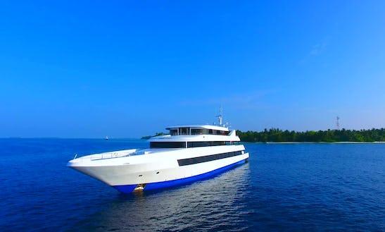 Luxury Cruiser 190 In Maldives