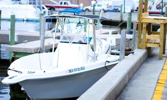 Enjoy Fishing On 23ft Wellcraft Center Console in Biloxi,  Mississippi