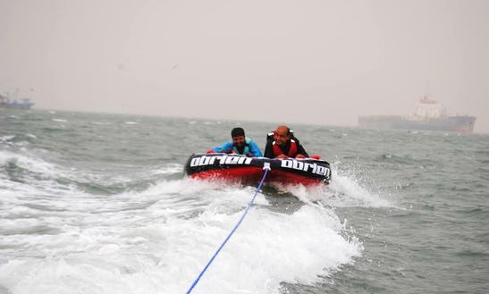 Encounter A Hearth Pounding Rafting In Karachi, Pakistan For 2 Persons