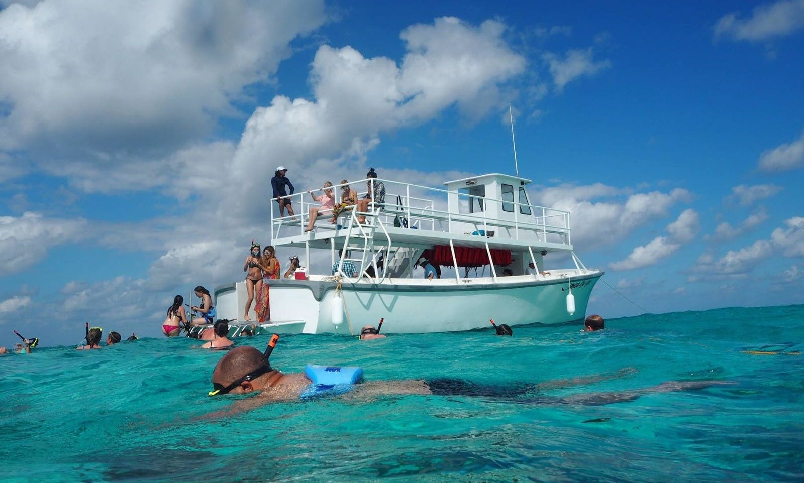 Snorkeling in Grand Cayman