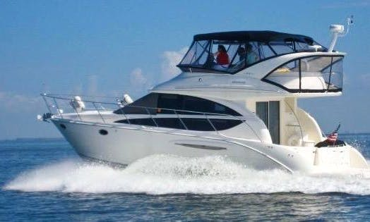 41' Luxury Meridian Yacht in Miami