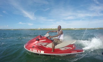 Rent a Jet Ski in Cockburn Town, Turks and Caicos Islands