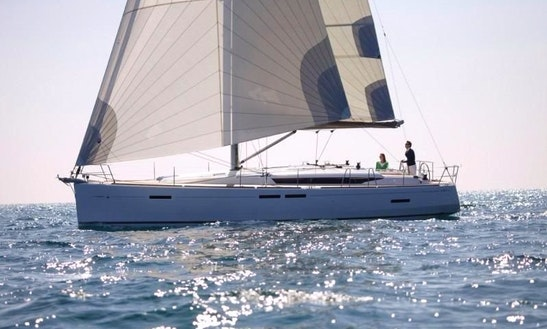 Sun Odyssey 449 (built 2018) In Lefkas