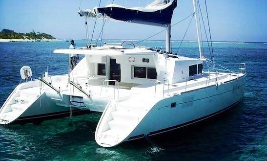 Charter A Cruising Catamaran In Quatre Cocos, Mauritius