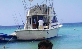 Enjoy Fishing in Montego Bay, Jamaica on for up to 4 angler