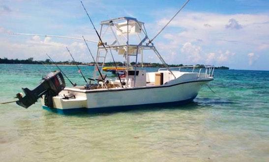 Enjoy fishing in montego bay jamaica on sport fisherman for Deep sea fishing jamaica