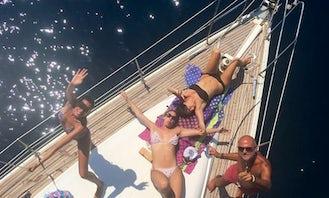 Escursioni in barca a vela a Giardini Naxos - Taormina