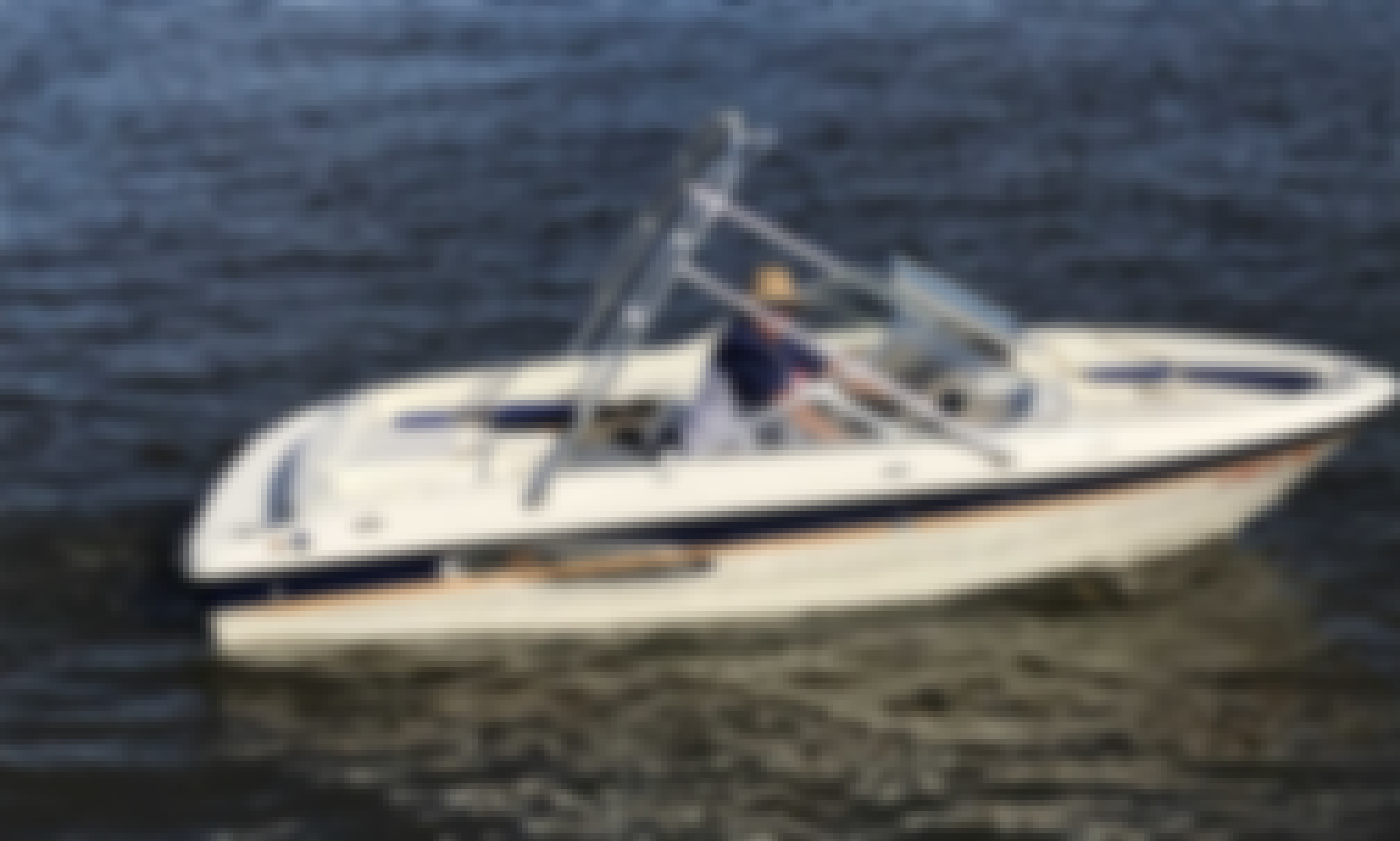 Bowrider in New Smyrna Beach