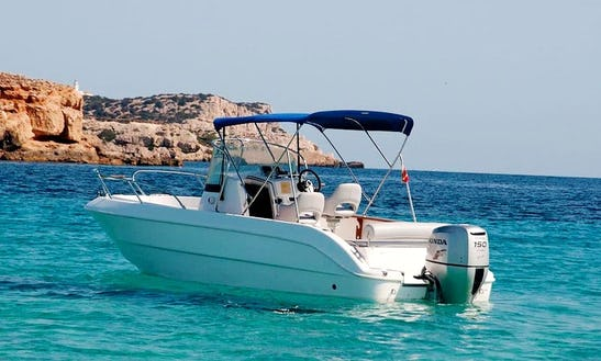 Rent The 22ft Sessa Key Largo In Sant Antoni De Portmany