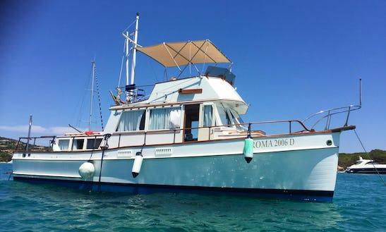 Trawler Rental In Olbia