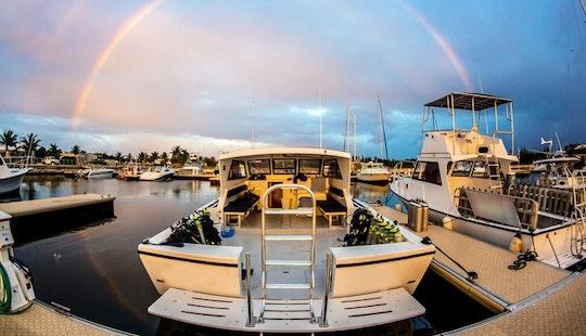 Private Dive Charter Boat