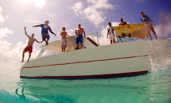 Cruise The Us Virgin Islands On 42ft