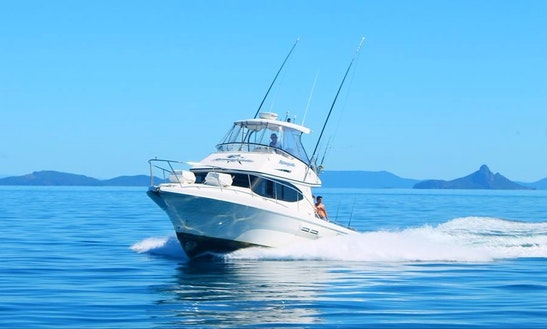 Enjoy Fishing In Whitsundays, Australia On Renegade Sport Fisherman